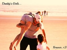 Daddy's Girls... Forever..<3   Taken and Edited by Me<3  Adriana Leigh Floyd!