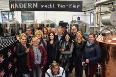 Best of Bio | beer 2016 Gruppenfoto beim Brauereibesuch Kraft-Bier #bestofbiobeer Beer, Pictures, Brewery, Root Beer, Ale