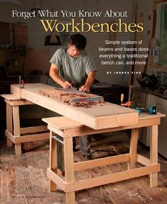 156 Best Workbench Shaker Images Work Benches Workbenches Countertop