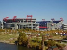 LP Field - home of the Titans  #onlyinnashville