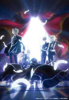 Oushitsu Kyoushi Haine Anime Announced for 2017!