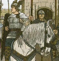 Nibelungen Sage: Wie Siegfried verraten wurde