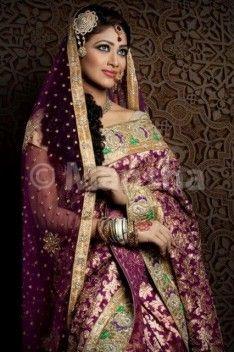Mansha Latest Bridal saree Collection 2012-13