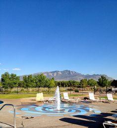 The Hyatt Regency Tamaya Resort near Albuquerque, New Mexico