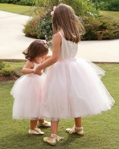 tutus and ballet slippers... LOVE