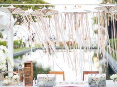 Confira como fazer uma decoração de casamento perfeita e inspire-se com nossas galerias