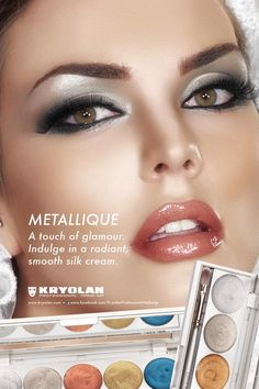 Kryolan beauté #kryolan #makeup #beauty