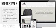 Discount Deals Men Style - Premium Responsive OpenCart Templatelowest price for you. In addition you can compare price with another store and read helpful reviews. Buy