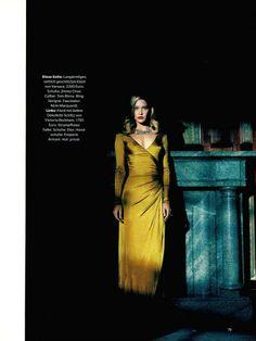 Tom Binns Design Madame Dumont necklace in My Self magazine Germany