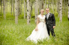 #wedding #dress #sleeves