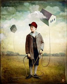 Christian Schloe Digital Artwork