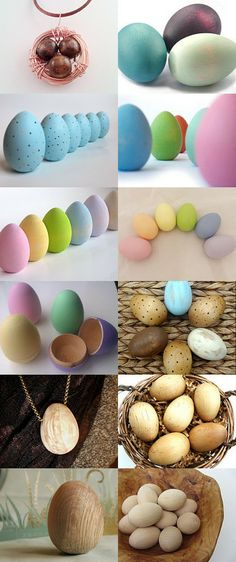 Who wooden want these eggs