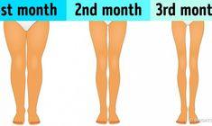 3 Minuten vor dem Schlafengehen: Einfache Übungen, um die Beine abzunehmen