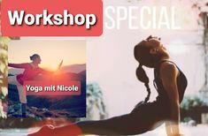 Workshop, Kurse & Spezial-Yoga | Yoga & Entspannung Kundalini, Workshop, Yoga, Movies, Movie Posters, Work Shop Garage, Clock, Atelier, Films