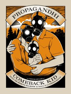 Propagandhi, Comeback kid