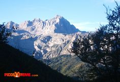 ¡Buenos días! Puro otoño en #PicosdeEuropa ;)  Good morning!! Pure #autumn in Picos ;)