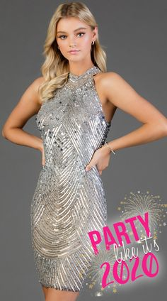 Party like It's 2020! NYE Dresses, Holiday Dresses, Sequin Party Dresses and Cocktail Dresses. Use Promo Code: HOLIDAY for 20% OFF