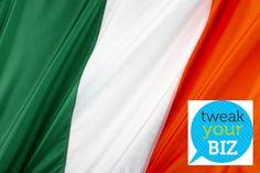 Tweak Your Biz: When An Irish Business Community Goes Global! - Tweak Your Biz Online Business, Irish, Internet, Community, Top, Irish Language, Ireland, Crop Shirt, Shirts