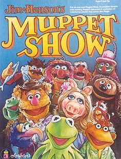 love the Muppet Show :) I hope that cinegeoff can get its place in a studio some day