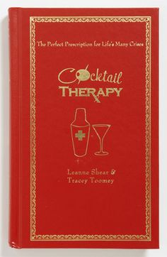 cocktail therapy book $15