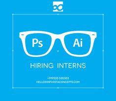 Interns with a keen eye, we are calling out for you! #GraphicDesigners #Designers #JobOpening #JobsinPune #PuneJobs