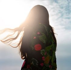 Girl Watching the Horizon / photos by Anthony Georgis