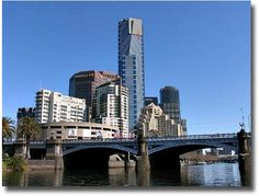 Melbourne Australia has an attractive skyline and beautiful historic buildings. Look around and find many fun places that please the family.
