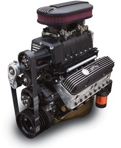 Edelbrock E-Force Positive Displacement Superchargers for Small Block Chevy   Motorator