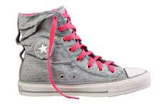 Me enamoré de estos Converse.