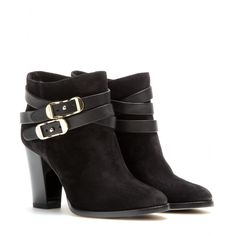 Jimmy Choo | Melba suede ankle boots