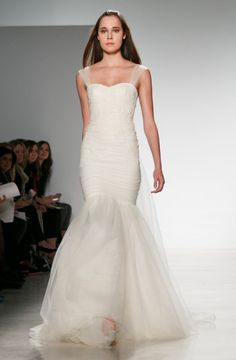 14 Bridal Stunners from Christos Spring 2014 | OneWed