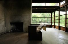 Schindler-Chase House. Los Angeles, California. Rudolph M. Schindler. 1922