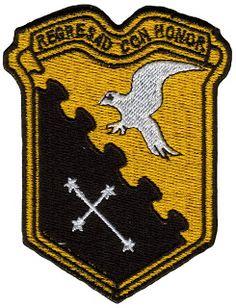 Parches de las Fuerzas Armadas Argentinas: IV Brigada Aérea - Grupo 4 de Caza - Escuadrón I - A-4C Skyhawk (1982)