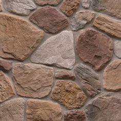 Ivory Durango Splitface Tiles Texture Background Exterior Stone