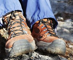 Best Budget Walking Boots in UK - Because camping is also a style