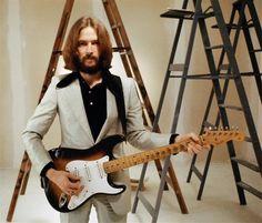 Eric Clapton by Barry Feinstein.