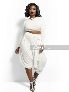 95cdadeb6f7 THIS ENTIRE OUTFIT!!!!! New Arrivals at Monif C. Plus Sizes