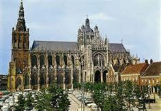 St Jan's Cathedral s'Hertogenbosch