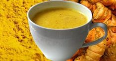 Enjoy The Benefits of Turmeric With This Golden Milk Tea Recipe (You're Going To Love It!) - Golden milk is an excellent, delicious and incredibly healthy drink, especially good for the late night hours, and the benefits it provides are more than amazing. Golden Milk Tea, Turmeric Golden Milk, Turmeric Tea, Golden Honey, Turmeric Paste, Turmeric Health, Fresh Turmeric, Yummy Drinks, Healthy Drinks