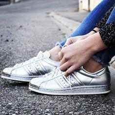 Sneakers femme - Adidas Superstar Metallic Pack