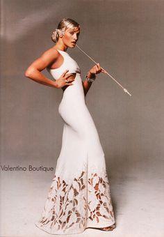 "https://flic.kr/p/JLXiiP | Vogue Italia ""Collezioni Primavera-Estate 1995"" Gennaio 1995 | Shot by Michel Comte"