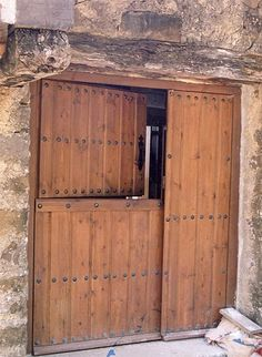 Puertas partidas