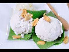 ไอศกรีมกะทิ Coconut Milk Ice Cream