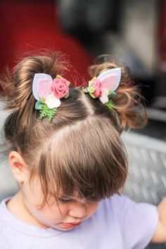 Your place to buy and sell all things handmade Easter Hair Clips . Your place to buy and sell all things handmade Easter Hair Clips Felt Hair Clips, Baby Hair Clips, Baby Hair Bows, Flower Hair Clips, Metal Hair Clips, Flowers In Hair, Kids Hair Clips, Blonde Babys, Cute Sticker