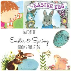 Favorite Spring and Easter Books