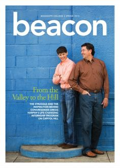 Beacon Magazine at Mississippi College Wins Grand Prize | Mississippi College