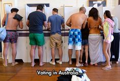 Voting For A Never Ending Summer