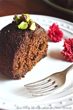 Guest Post by Luv'n Spoonfuls: Gingerbread Cake - The Novice Housewife Sweet Recipes, Cake Recipes, Dessert Recipes, Xmas Recipes, Winter Recipes, Xmas Food, Christmas Cooking, Baking Items, Gingerbread Cake