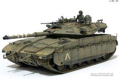 Merkava Mk.IID