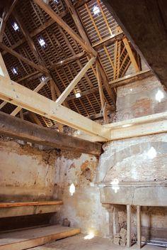 rénovation manoir 14ème - SEA - studio mAAb